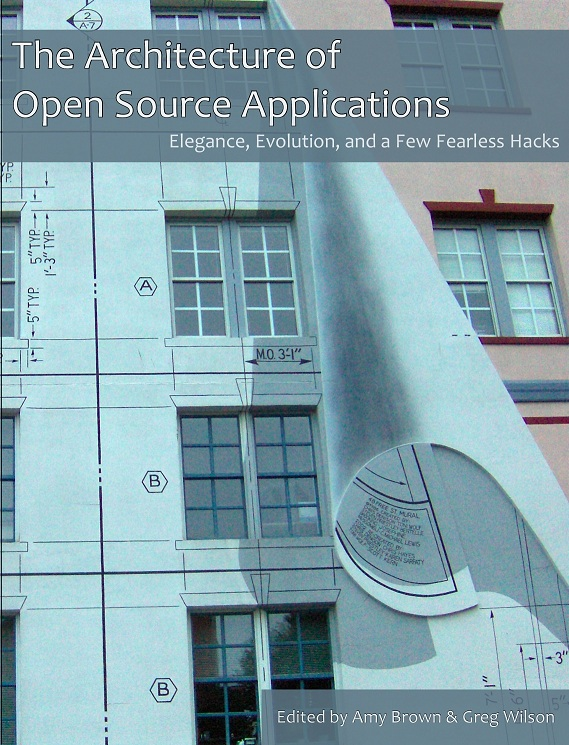 Architecure of Open Source Applications cover