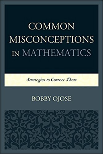 Ojose: Common Misconceptions in Mathematics