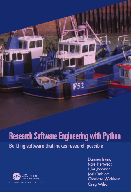 Research Software Engineering in Python cover