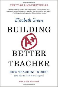 Book: Building a Better Teacher