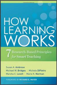 Book: How Learning Works