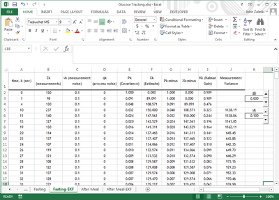 Screenshot of a spreadsheet