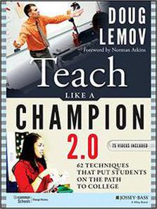 Book: Teach Like a Champion
